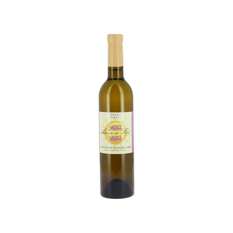 Vin blanc de Normandie - Pinot gris - 50cl